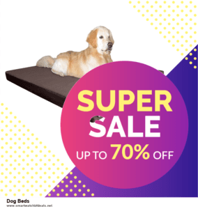 7 Best Dog Beds Black Friday 2020 and Cyber Monday Deals [Up to 30% Discount]