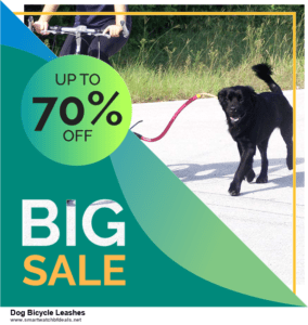 Top 10 Dog Bicycle Leashes Black Friday 2020 and Cyber Monday Deals