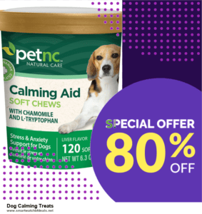 Top 10 Dog Calming Treats Black Friday 2020 and Cyber Monday Deals