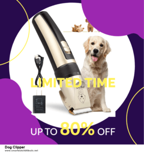 10 Best Black Friday 2020 and Cyber Monday  Dog Clipper Deals | 40% OFF