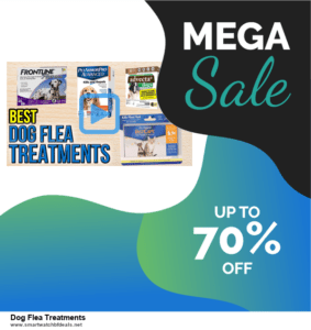 9 Best Black Friday and Cyber Monday Dog Flea Treatments Deals 2020 [Up to 40% OFF]