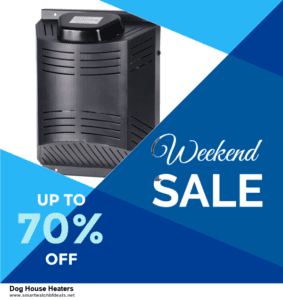 Top 10 Dog House Heaters Black Friday 2020 and Cyber Monday Deals