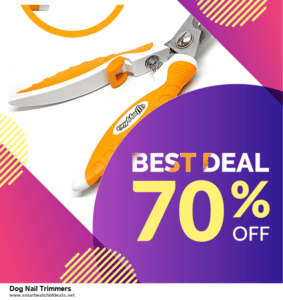 9 Best Black Friday and Cyber Monday Dog Nail Trimmers Deals 2020 [Up to 40% OFF]