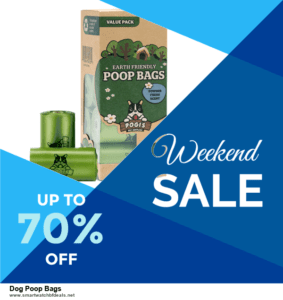9 Best Black Friday and Cyber Monday Dog Poop Bags Deals 2020 [Up to 40% OFF]