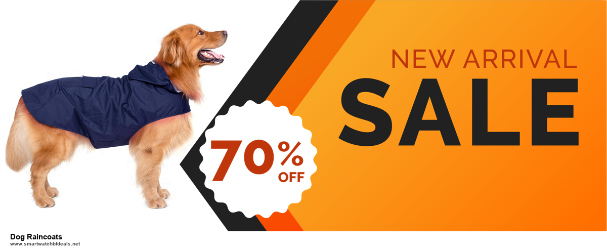10 Best Dog Raincoats Black Friday 2020 and Cyber Monday Deals Discount Coupons