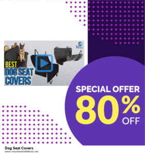 10 Best Black Friday 2020 and Cyber Monday  Dog Seat Covers Deals | 40% OFF