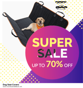 10 Best Black Friday 2021 and Cyber Monday  Dog Seat Covers Deals | 40% OFF
