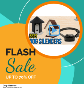 13 Best Black Friday and Cyber Monday 2020 Dog Silencers Deals [Up to 50% OFF]