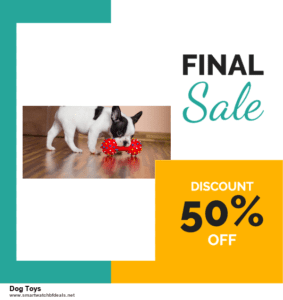 13 Exclusive Black Friday and Cyber Monday Dog Toys Deals 2020