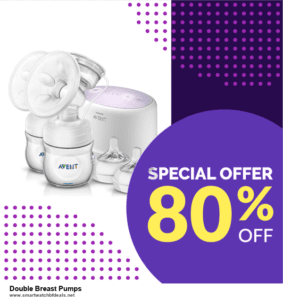 7 Best Double Breast Pumps Black Friday 2020 and Cyber Monday Deals [Up to 30% Discount]