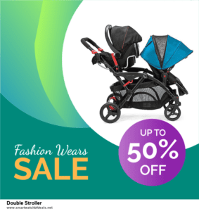 List of 6 Double Stroller Black Friday 2020 and Cyber MondayDeals [Extra 50% Discount]