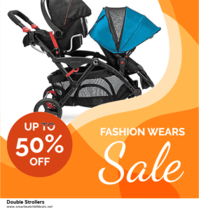 6 Best Double Strollers Black Friday 2020 and Cyber Monday Deals | Huge Discount