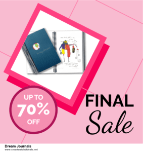 13 Exclusive Black Friday and Cyber Monday Dream Journals Deals 2020