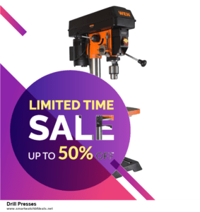 Top 5 Black Friday 2020 and Cyber Monday Drill Presses Deals [Grab Now]