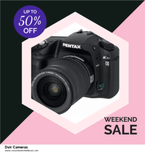 6 Best Dslr Cameras Black Friday 2020 and Cyber Monday Deals | Huge Discount
