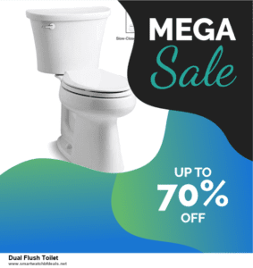9 Best Black Friday and Cyber Monday Dual Flush Toilet Deals 2020 [Up to 40% OFF]