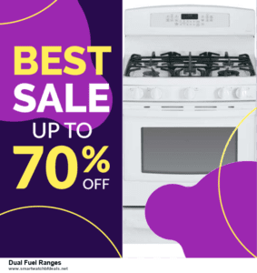 5 Best Dual Fuel Ranges Black Friday 2020 and Cyber Monday Deals & Sales