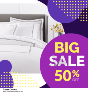 13 Exclusive Black Friday and Cyber Monday Duvet Covers Deals 2020