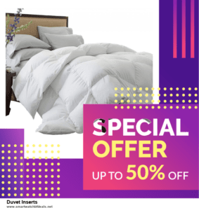 10 Best Black Friday 2020 and Cyber Monday  Duvet Inserts Deals | 40% OFF