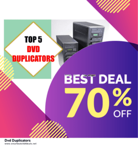 13 Best Black Friday and Cyber Monday 2020 Dvd Duplicators Deals [Up to 50% OFF]