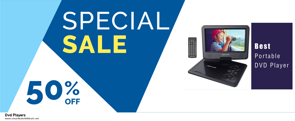 Grab 10 Best Black Friday and Cyber Monday Dvd Players Deals & Sales