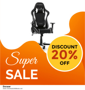 List of 6 Dxracer Black Friday 2020 and Cyber MondayDeals [Extra 50% Discount]
