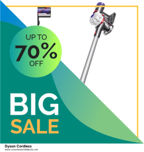 9 Best Black Friday and Cyber Monday Dyson Cordless Deals 2020 [Up to 40% OFF]