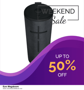 6 Best Ears Megaboom Black Friday 2020 and Cyber Monday Deals | Huge Discount