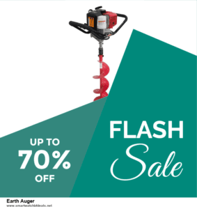 Top 5 Black Friday 2020 and Cyber Monday Earth Auger Deals [Grab Now]