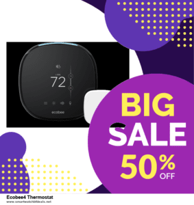 13 Exclusive Black Friday and Cyber Monday Ecobee4 Thermostat Deals 2020