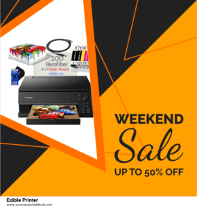 13 Exclusive Black Friday and Cyber Monday Edible Printer Deals 2020