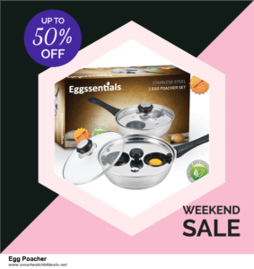 9 Best Black Friday and Cyber Monday Egg Poacher Deals 2020 [Up to 40% OFF]