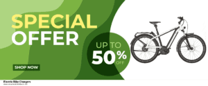 13 Exclusive Black Friday and Cyber Monday Electric Bike Chargers Deals 2020
