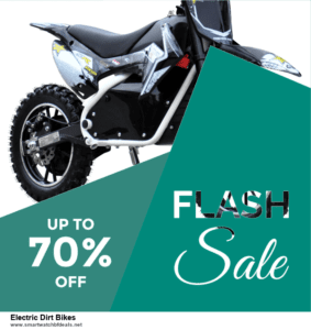 10 Best Electric Dirt Bikes Black Friday 2020 and Cyber Monday Deals Discount Coupons