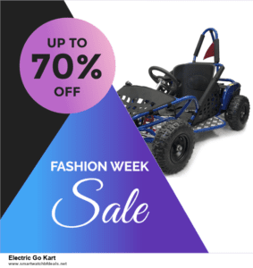 9 Best Black Friday and Cyber Monday Electric Go Kart Deals 2020 [Up to 40% OFF]