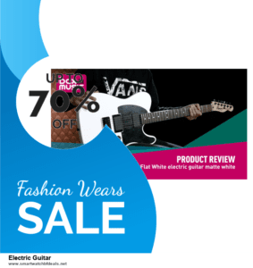 6 Best Electric Guitar Black Friday 2020 and Cyber Monday Deals | Huge Discount