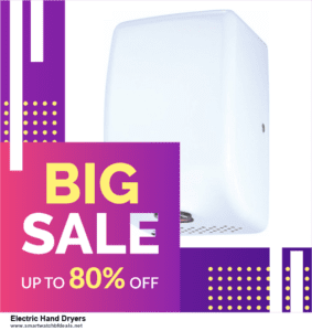 10 Best Black Friday 2020 and Cyber Monday  Electric Hand Dryers Deals | 40% OFF