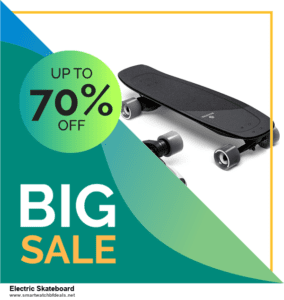 10 Best Electric Skateboard Black Friday 2020 and Cyber Monday Deals Discount Coupons