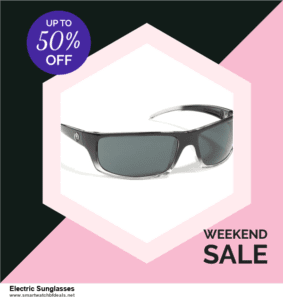 9 Best Black Friday and Cyber Monday Electric Sunglasses Deals 2020 [Up to 40% OFF]