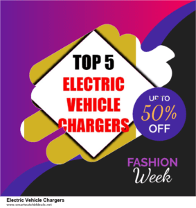 Grab 10 Best Black Friday and Cyber Monday Electric Vehicle Chargers Deals & Sales