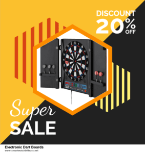 10 Best Black Friday 2020 and Cyber Monday  Electronic Dart Boards Deals | 40% OFF