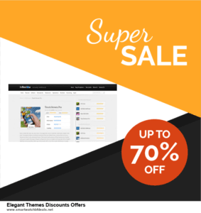10 Best Black Friday 2020 and Cyber Monday  Elegant Themes Discounts Offers Deals | 40% OFF
