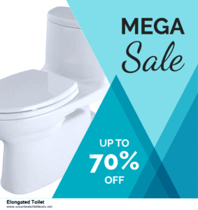 6 Best Elongated Toilet Black Friday 2020 and Cyber Monday Deals | Huge Discount