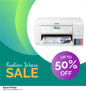 9 Best Black Friday and Cyber Monday Epson Printer Deals 2020 [Up to 40% OFF]