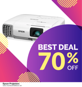 6 Best Epson Projectors Black Friday 2020 and Cyber Monday Deals | Huge Discount