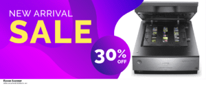 Top 5 Black Friday and Cyber Monday Epson Scanner Deals 2020 Buy Now