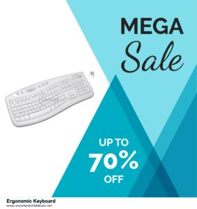 7 Best Ergonomic Keyboard Black Friday 2020 and Cyber Monday Deals [Up to 30% Discount]