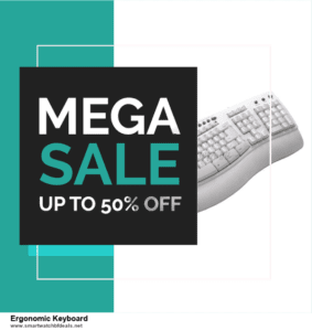 13 Best Black Friday and Cyber Monday 2020 Ergonomic Keyboard Deals [Up to 50% OFF]