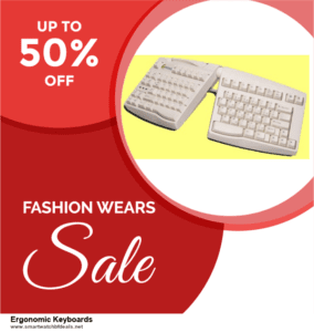 9 Best Black Friday and Cyber Monday Ergonomic Keyboards Deals 2020 [Up to 40% OFF]