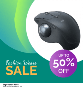 List of 6 Ergonomic Mice Black Friday 2020 and Cyber MondayDeals [Extra 50% Discount]